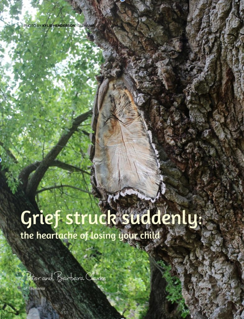 overcoming grief story